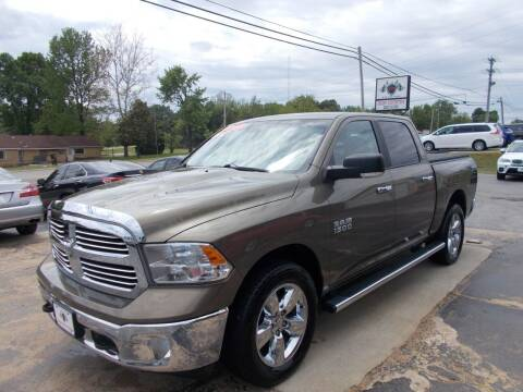 2015 RAM Ram Pickup 1500 for sale at High Country Motors in Mountain Home AR