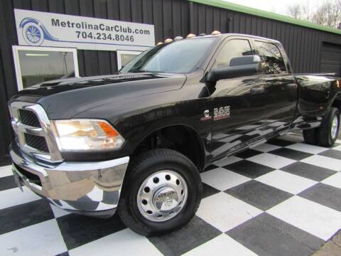 2016 RAM Ram Pickup 3500 for sale at Metrolina Car Club in Matthews NC