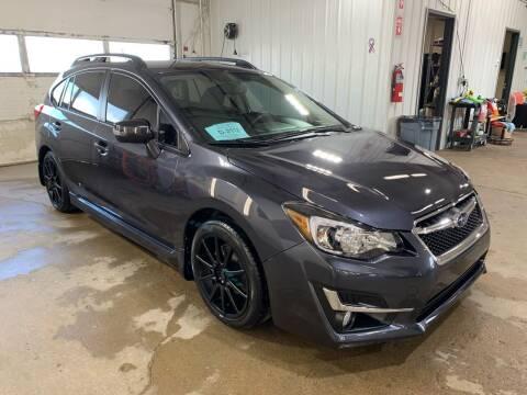 2015 Subaru Impreza for sale at Premier Auto in Sioux Falls SD
