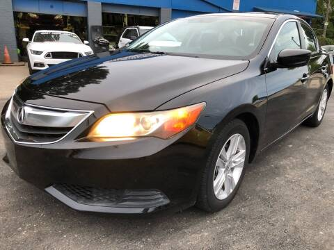 2013 Acura ILX for sale at Capital Motors in Raleigh NC