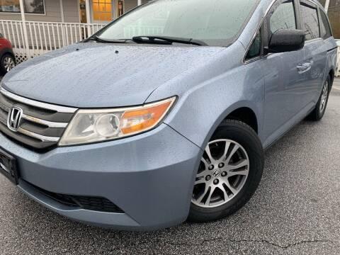 2012 Honda Odyssey for sale at Georgia Car Shop in Marietta GA