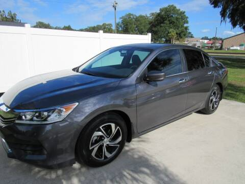 2016 Honda Accord for sale at D & R Auto Brokers in Ridgeland SC