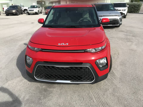 2022 Kia Soul for sale at Key West Kia in Key West FL