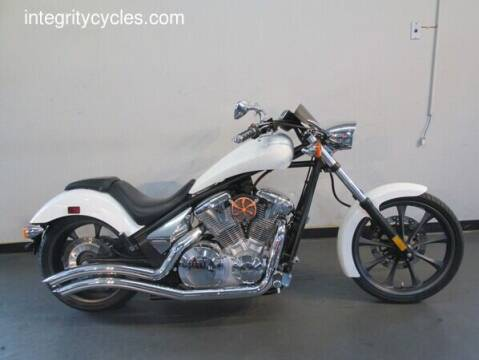 2011 Honda Fury for sale at INTEGRITY CYCLES LLC in Columbus OH