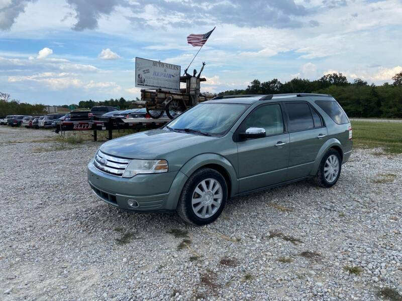 2008 Ford Taurus X for sale at Ken's Auto Sales & Repairs in New Bloomfield MO