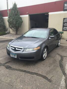 2004 Acura TL for sale at Specialty Auto Wholesalers Inc in Eden Prairie MN