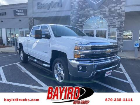 2018 Chevrolet Silverado 2500HD for sale at Bayird Truck Center in Paragould AR