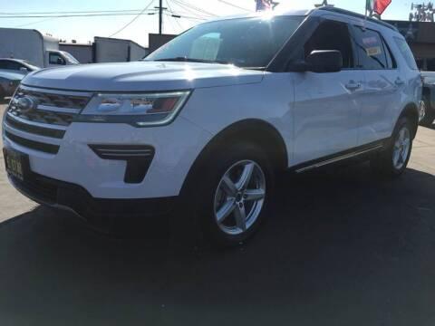 2018 Ford Explorer for sale at 5 Star Auto Sales in Modesto CA