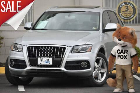 2011 Audi Q5 for sale at JDM Auto in Fredericksburg VA