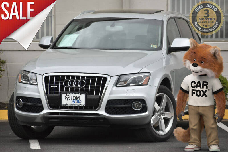 2011 Audi Q5 for sale at JDM Auto in Fredericksburg VA