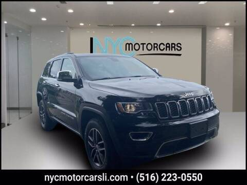2018 Jeep Grand Cherokee for sale at NYC Motorcars in Freeport NY