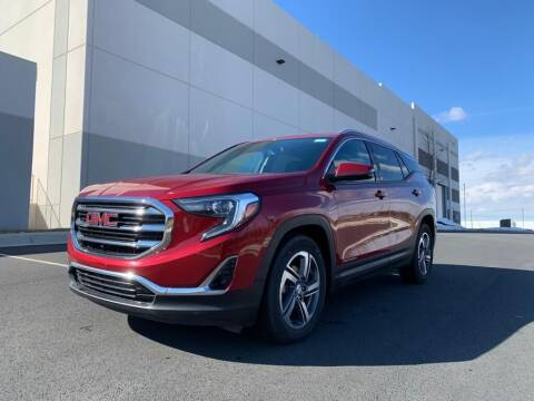 2019 GMC Terrain for sale at Dulles Cars in Sterling VA