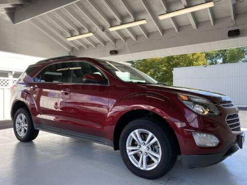 2016 Chevrolet Equinox for sale at Pasadena Preowned in Pasadena MD