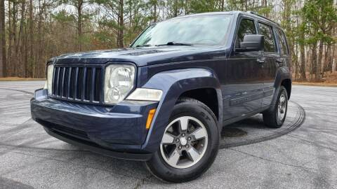 2008 Jeep Liberty for sale at Global Imports Auto Sales in Buford GA
