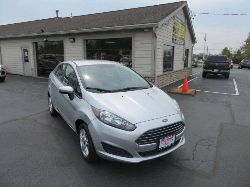 2019 Ford Fiesta for sale at Tri-County Pre-Owned Superstore in Reynoldsburg OH