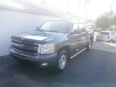 2010 Chevrolet Silverado 1500 for sale at VICTORY AUTO in Lewistown PA