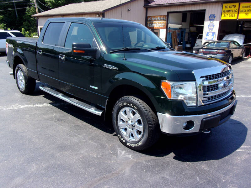2013 Ford F-150 for sale at Dave Thornton North East Motors in North East PA