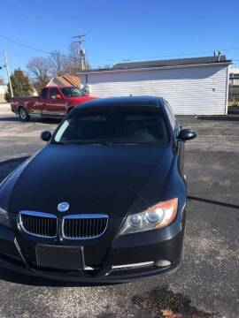 2008 BMW 3 Series for sale at Mike Hunter Auto Sales in Terre Haute IN