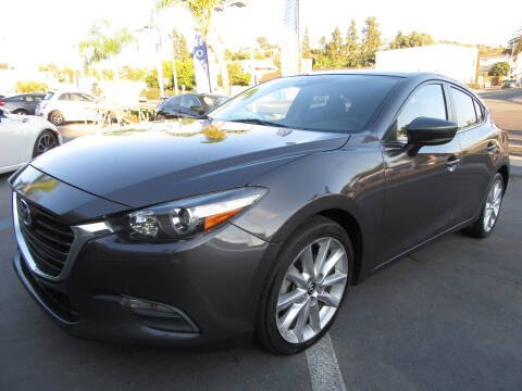 2017 Mazda MAZDA3 for sale at Eagle Auto in La Mesa CA