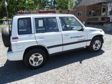 1996 GEO Tracker