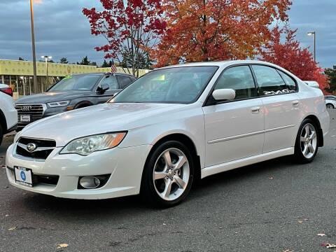 2008 Subaru Legacy for sale at GO AUTO BROKERS in Bellevue WA
