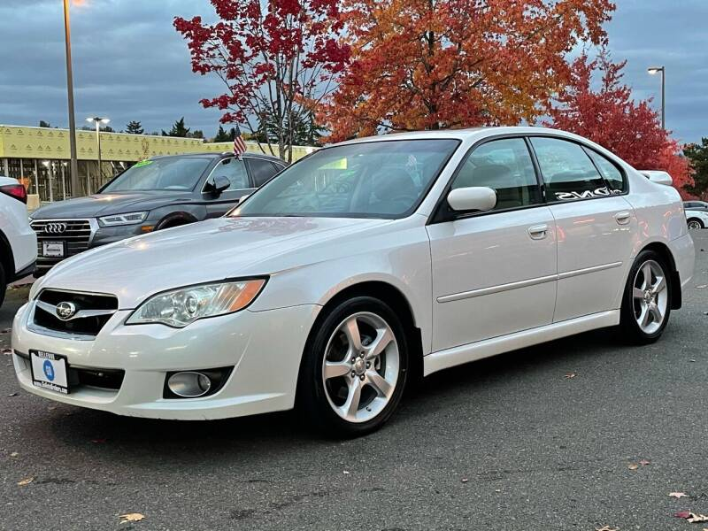 2008 Subaru Legacy for sale at GO AUTO BROKERS in Bellevue WA
