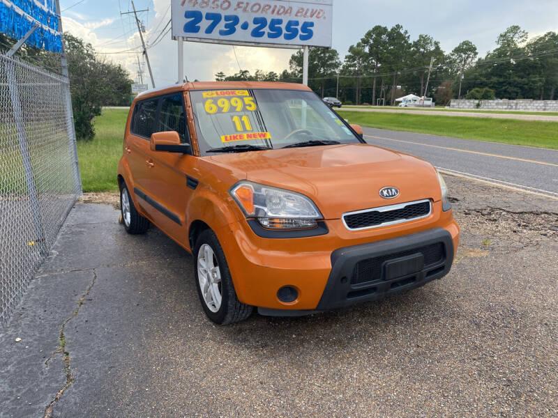 2011 Kia Soul for sale at Port City Auto Sales in Baton Rouge LA