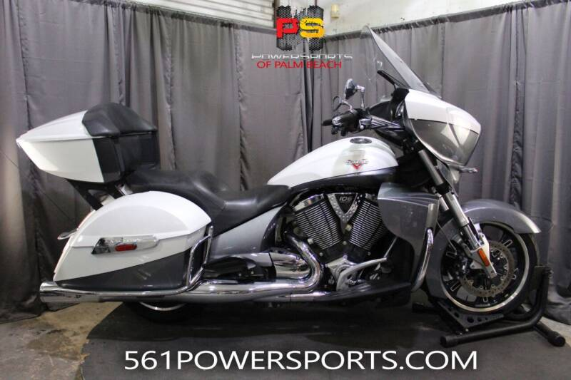 2016 Victory Cross Country for sale at Powersports of Palm Beach in Hollywood FL