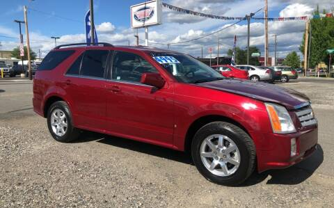 2007 Cadillac SRX for sale at Independent Auto Sales in Spokane Valley WA