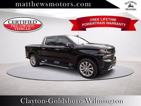 2019 Chevrolet Silverado 1500 for sale at Auto Finance of Raleigh in Raleigh NC