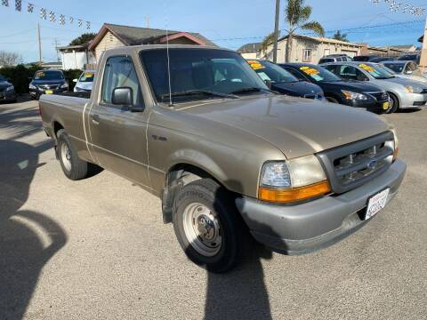 1999 Ford Ranger for sale at HEILAND AUTO SALES in Oceano CA