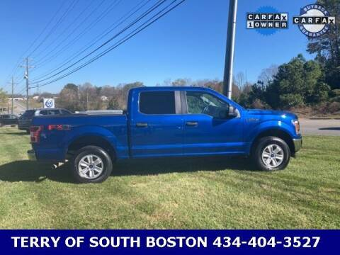 2018 Ford F-150 for sale at Terry of South Boston in South Boston VA