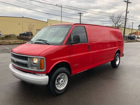 2000 Chevrolet Express Cargo for sale at South Tacoma Motors Inc in Tacoma WA