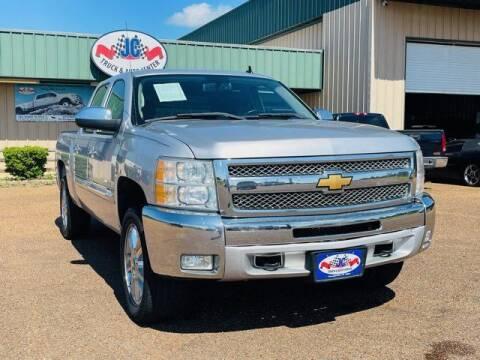 2013 Chevrolet Silverado 1500 for sale at JC Truck and Auto Center in Nacogdoches TX