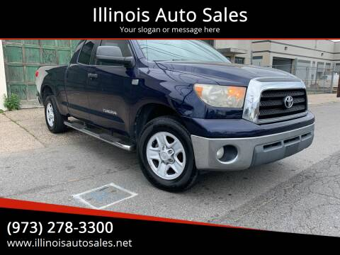 2008 Toyota Tundra for sale at Illinois Auto Sales in Paterson NJ
