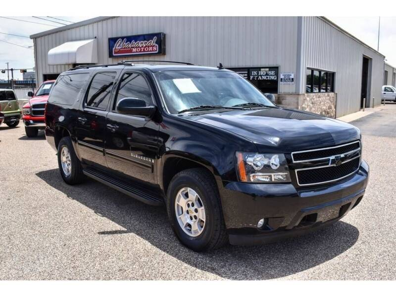 2009 Chevrolet Suburban for sale at Chaparral Motors in Lubbock TX