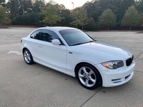 2010 BMW 1 Series for sale at Two Brothers Auto Sales in Loganville GA