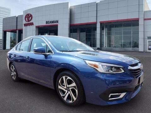 2021 Subaru Legacy for sale at BEAMAN TOYOTA in Nashville TN