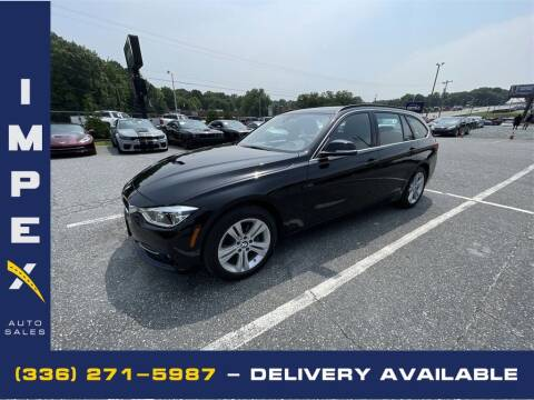 2018 BMW 3 Series for sale at Impex Auto Sales in Greensboro NC