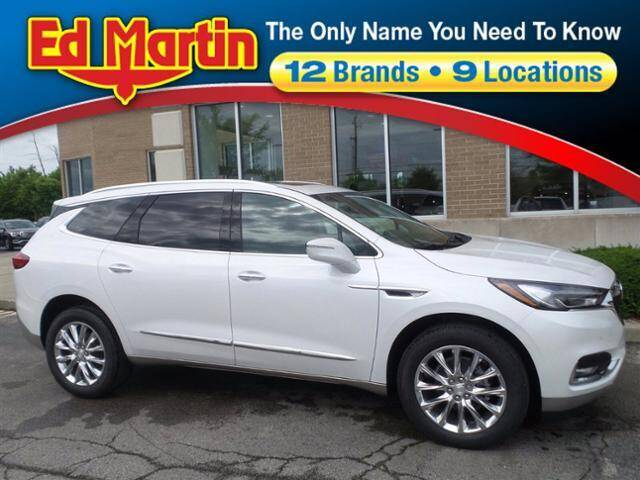 2021 Buick Enclave for sale in Carmel, IN