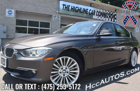 2013 BMW 3 Series for sale at The Highline Car Connection in Waterbury CT
