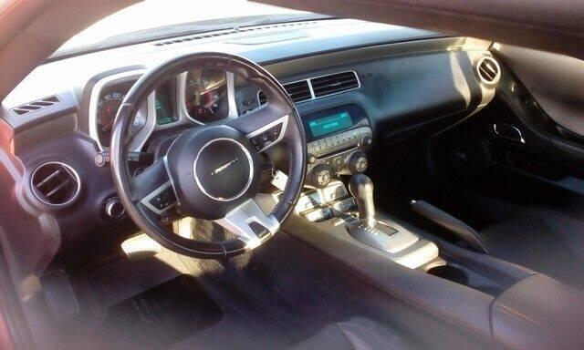 2010 Chevrolet Camaro SS 2dr Coupe w/2SS - Topeka KS