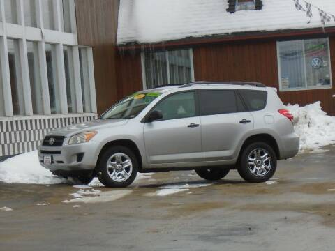 2010 Toyota RAV4 for sale at Cupples Car Company in Belmont NH