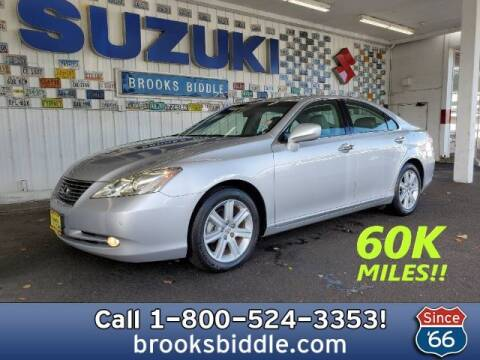 2007 Lexus ES 350 for sale at BROOKS BIDDLE AUTOMOTIVE in Bothell WA