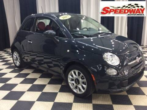 2017 FIAT 500 for sale at SPEEDWAY AUTO MALL INC in Machesney Park IL
