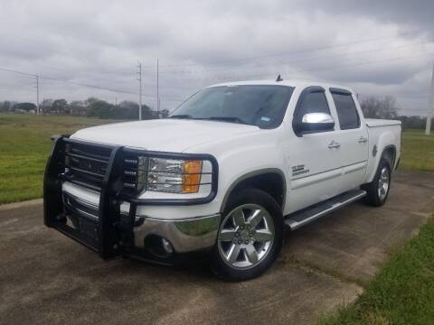 2013 GMC Sierra 1500 for sale at Laguna Niguel in Rosenberg TX
