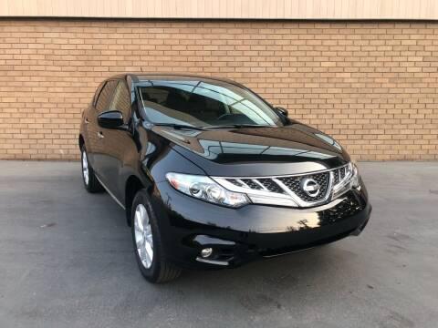 2012 Nissan Murano for sale at MK Motors in Sacramento CA