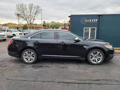 2010 Ford Taurus for sale at THE LOT in Sioux Falls SD