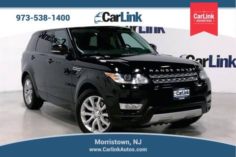 2014 Land Rover Range Rover Sport for sale at CarLink in Morristown NJ