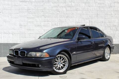2002 BMW 5 Series for sale at ALIC MOTORS in Boise ID